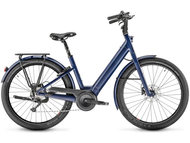 Moustache Bikes LUNDI 27.3 blue