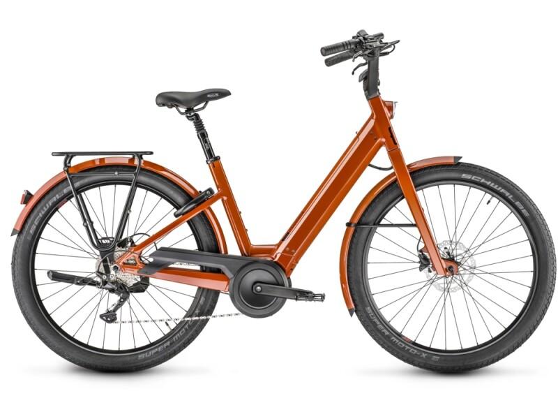 Moustache Bikes LUNDI 27.1 blue