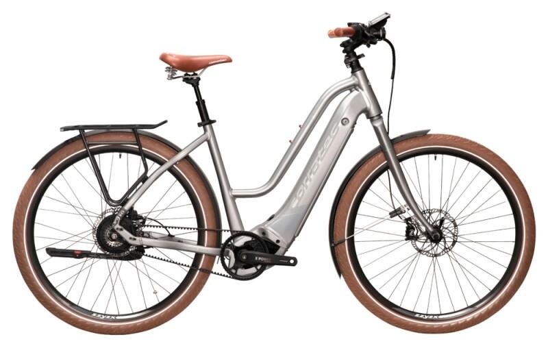 Corratec E-Power C29 CX6 Belt Sport e-Citybike