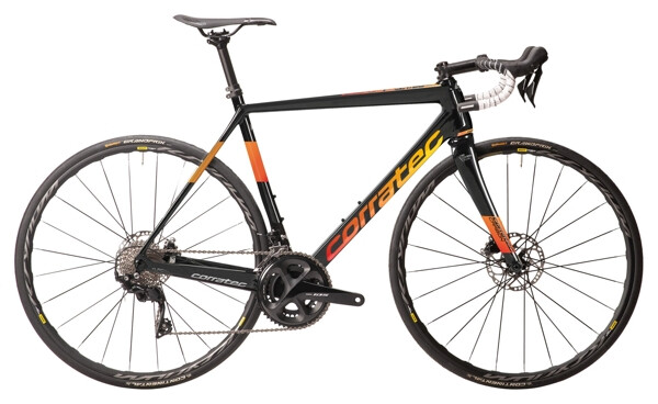 CORRATEC - CCT TEAM PRO DISC