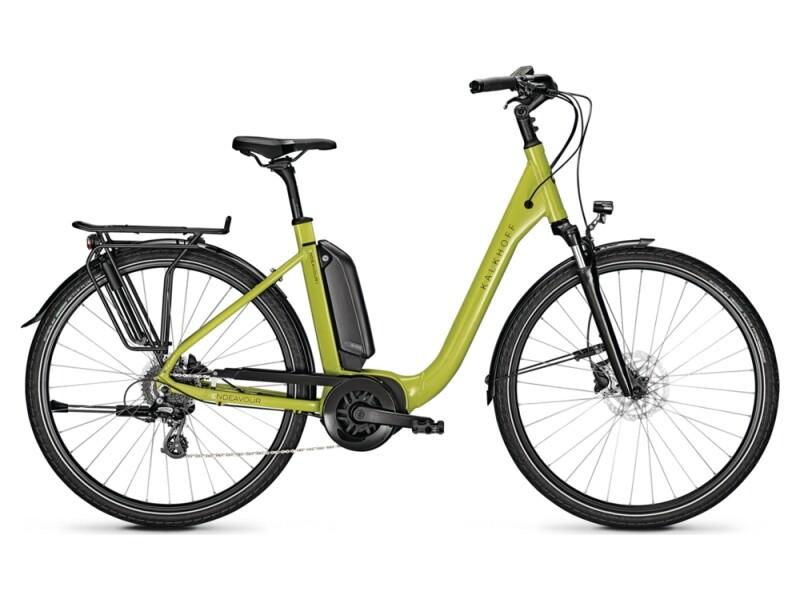 Kalkhoff ENDEAVOUR 1.B MOVE 500 green Comfort