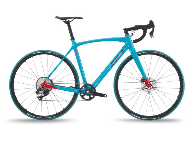 BH Bikes RX TEAM 5.0 Turquoise-Red