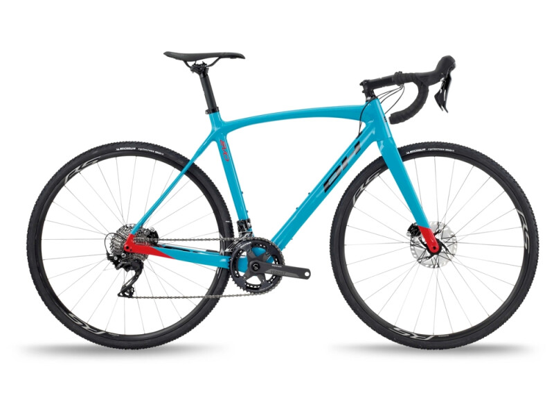 BH Bikes RX TEAM 3.0 Turquoise-Red