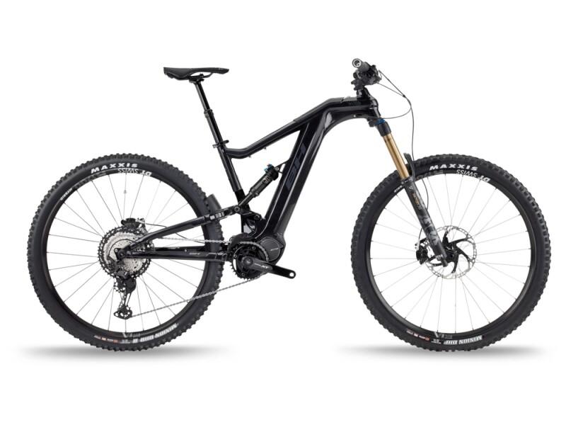 BH Bikes XTEP LYNX 5.5 PRO-SE Black-Grey