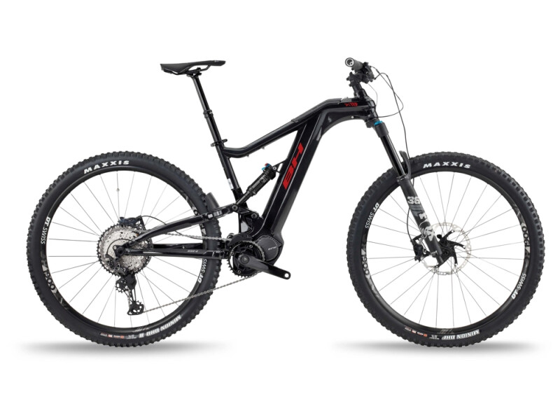 BH Bikes XTEP LYNX 5.5 PRO-S Black-Red