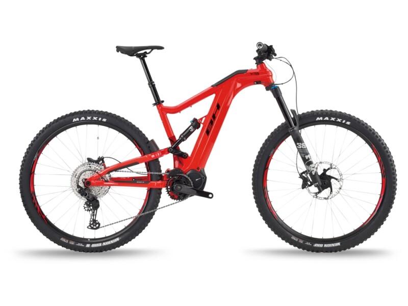 BH Bikes XTEP LYNX 5.5 PRO Red-Black