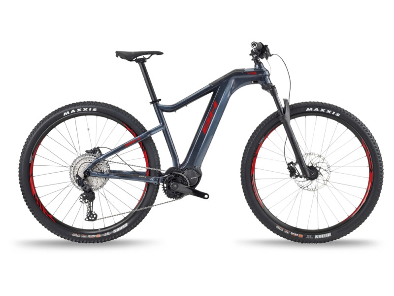 BH Bikes XTEP PRO-S Black-Red