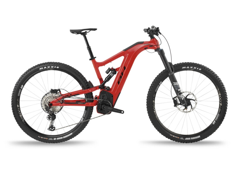 BH Bikes ATOMX CARBON LYNX 6 PRO-S Red-Black