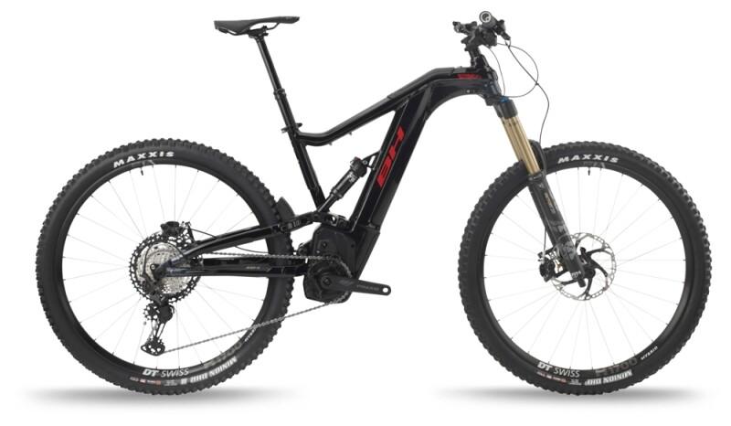 BH Bikes ATOMX LYNX 6 PRO-SE Black-Grey-Red e-Mountainbike