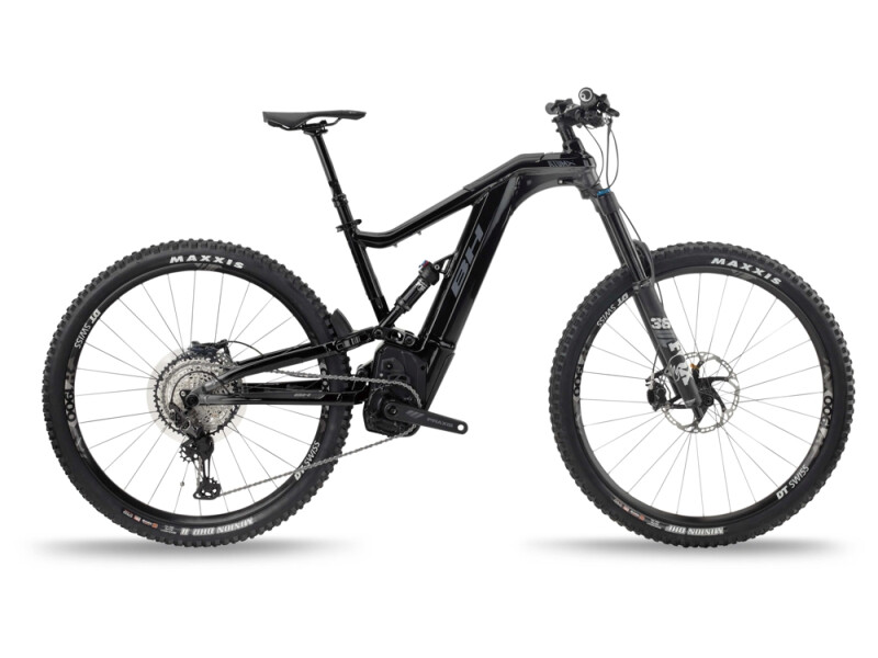 BH Bikes ATOMX LYNX 6 PRO-S Black-Silver-Grey