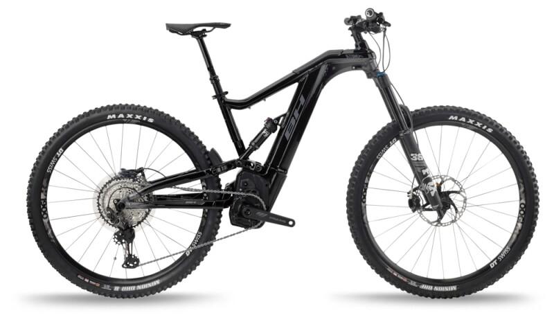 BH Bikes ATOMX LYNX 6 PRO-S Black-Silver-Grey e-Mountainbike