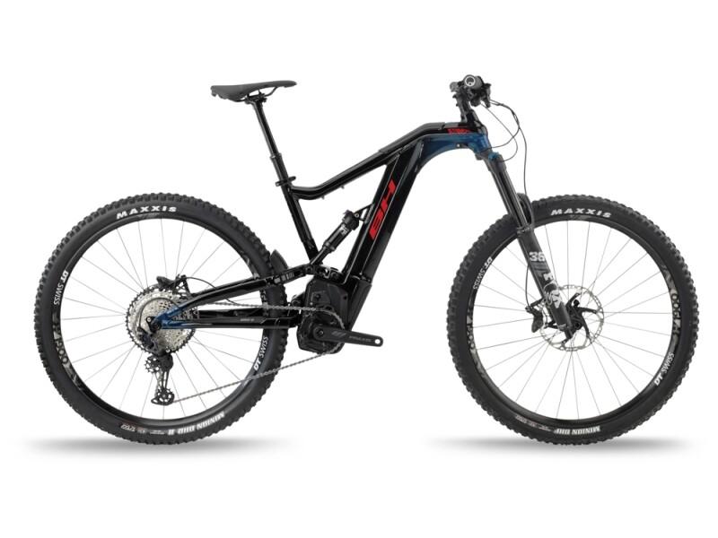 BH Bikes ATOMX LYNX 6 PRO Black-Blue-Red