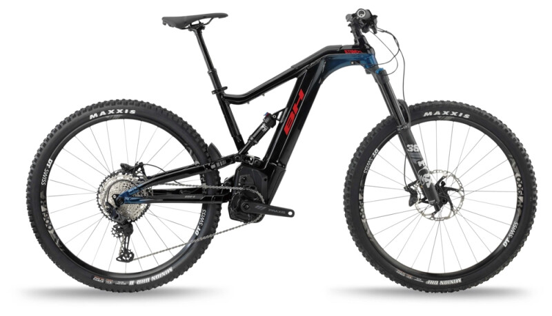 BH Bikes ATOMX LYNX 6 PRO Black-Blue-Red e-Mountainbike