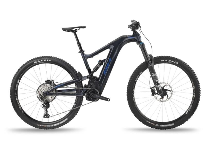BH Bikes ATOMX CARBON LYNX 5.5 PRO-S Grey-Blue
