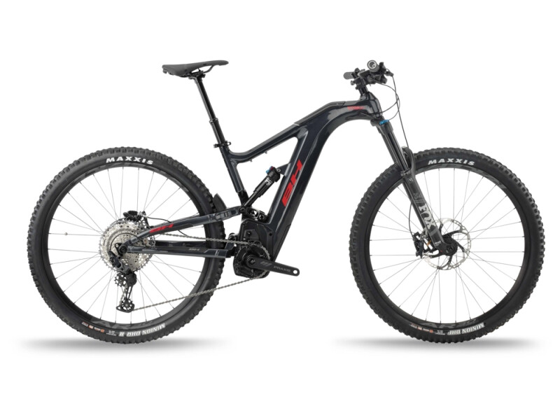 BH Bikes ATOMX CARBON LYNX 5.5 PRO Grey-Red