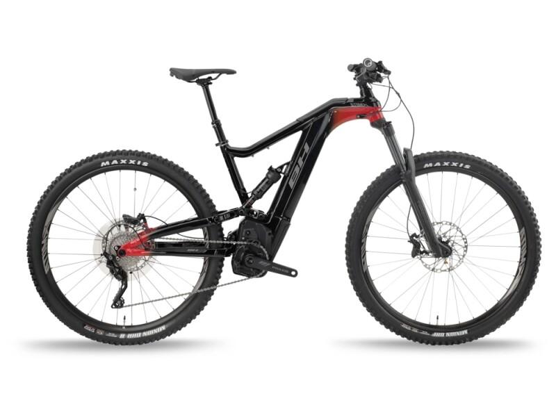 BH Bikes ATOMX LYNX 5.5 PRO-L Black-Red-Grey