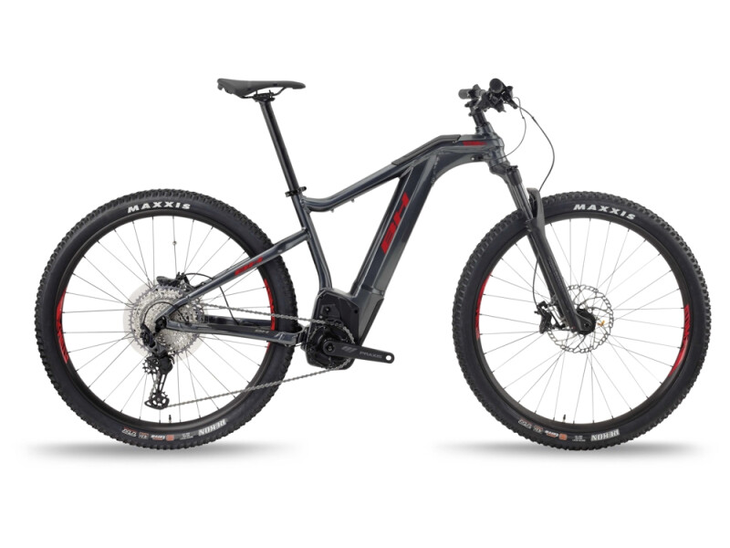 BH Bikes ATOMX PRO-S Anthracite-Red