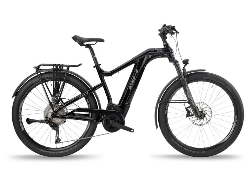 BH Bikes ATOMX CROSS PRO Black-Silver