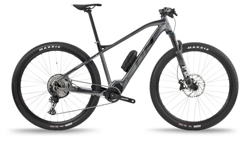 BH Bikes CORE 29 PRO Grey-Black e-Mountainbike