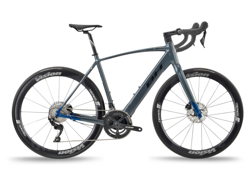 BH Bikes CORE RACE 1.4 Grey-Blue-Black