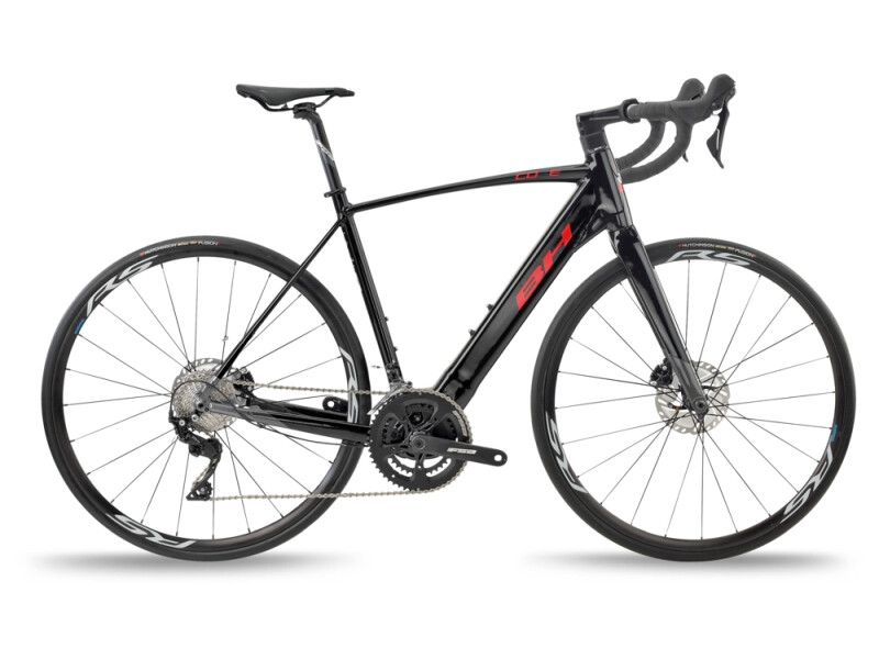 BH Bikes CORE RACE 1.2 Black-Grey-Red