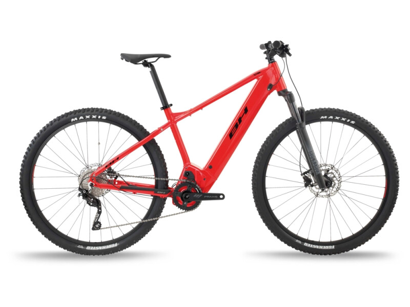 BH Bikes ATOMS 29 PRO Red-Black