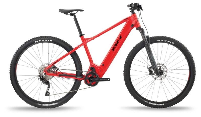 BH Bikes ATOMS 29 PRO Red-Black e-Mountainbike