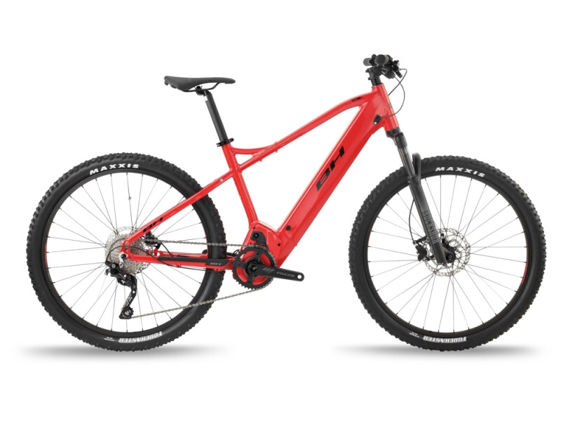 BH Bikes ATOMS 27,5 PRO Red-Black