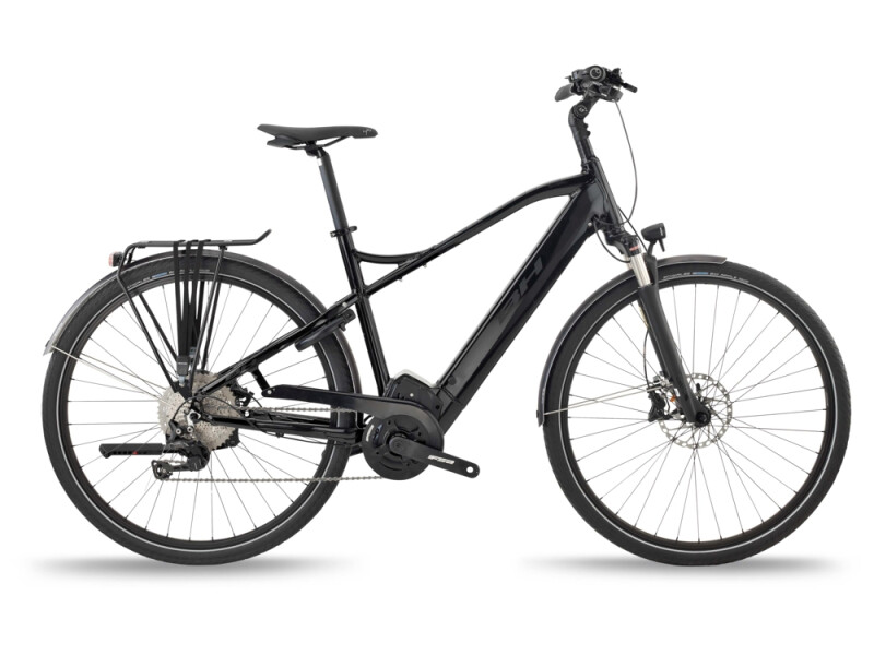 BH Bikes ATOMS CROSS PRO-S Black-Black