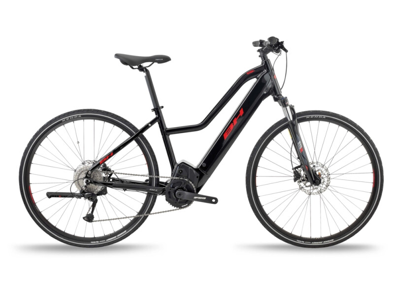 BH Bikes ATOMS JET PRO Black-Red