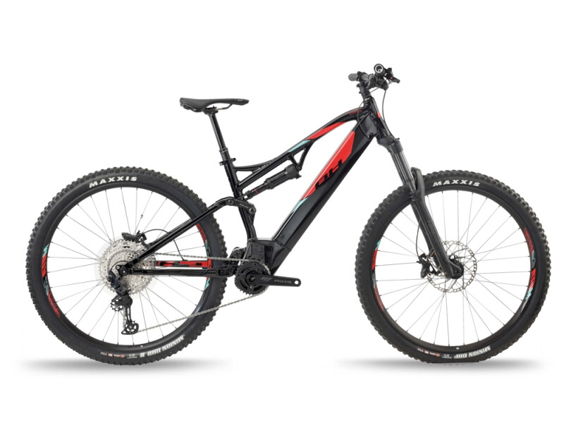BH Bikes ATOM LYNX 5.5 PRO Black-Red