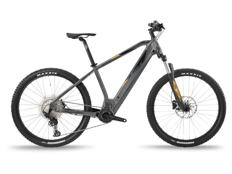 BH Bikes ATOM PRO Grey-Silver-Orange