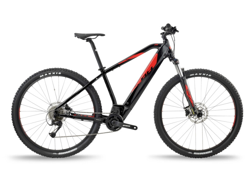 BH Bikes ATOM 29 Black-Red