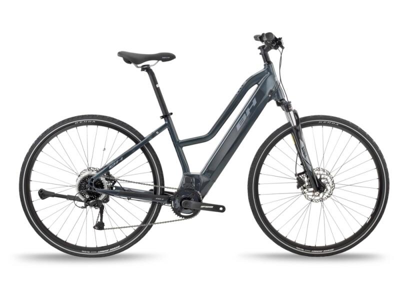 BH Bikes ATOM JET Grey-Silver