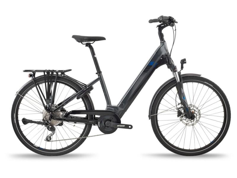 BH Bikes ATOM STREET PRO Grey-Black-Blue