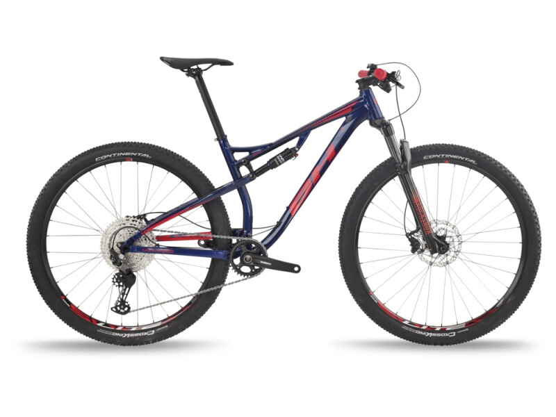 BH Bikes LYNX RACE ALU 3.0 Blue-Red