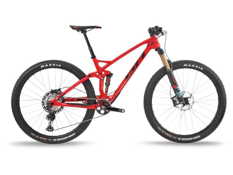 BH Bikes LYNX 5 CARBON 7.0 Red-Black