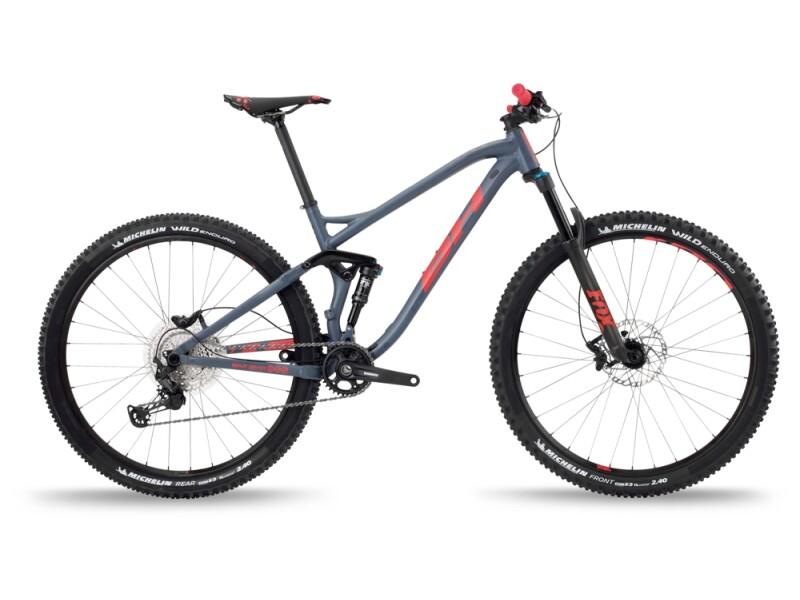 BH Bikes LYNX 5 ALU5.0 Grey-Red