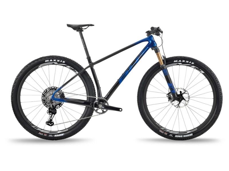 BH Bikes ULTIMATE EVO 9.5 Blue-Black