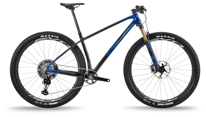 BH Bikes ULTIMATE EVO 9.5 Blue-Black Mountainbike