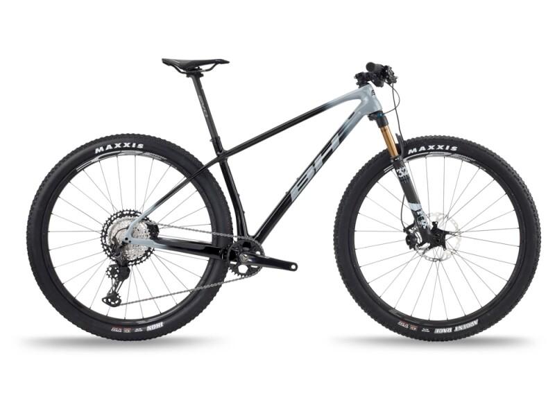 BH Bikes ULTIMATE EVO 9.0 Silver-Black