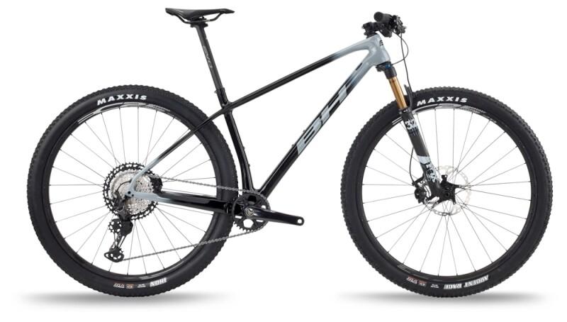 BH Bikes ULTIMATE EVO 9.0 Silver-Black Mountainbike