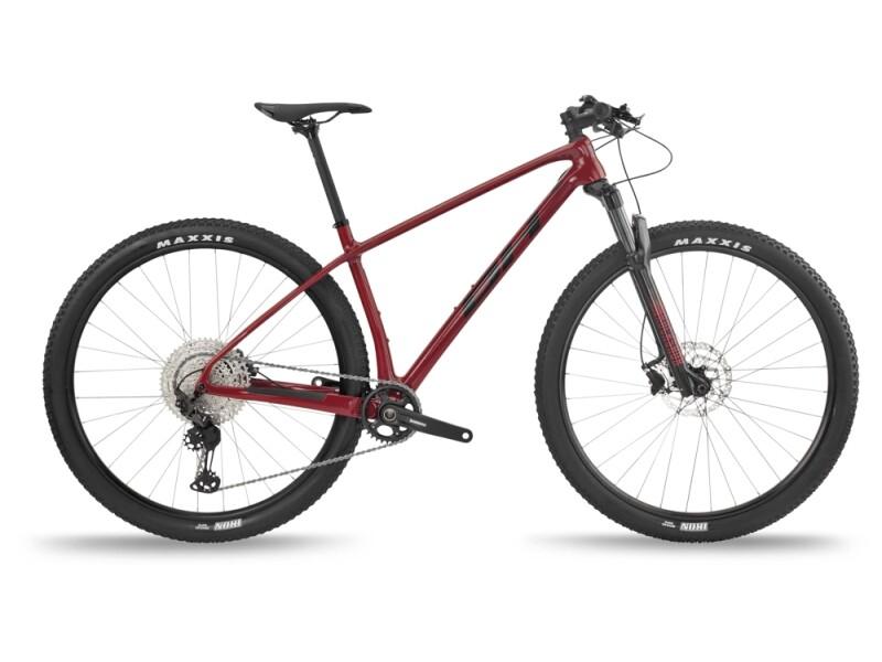 BH Bikes ULTIMATE RC 7.0 Maroon-Black