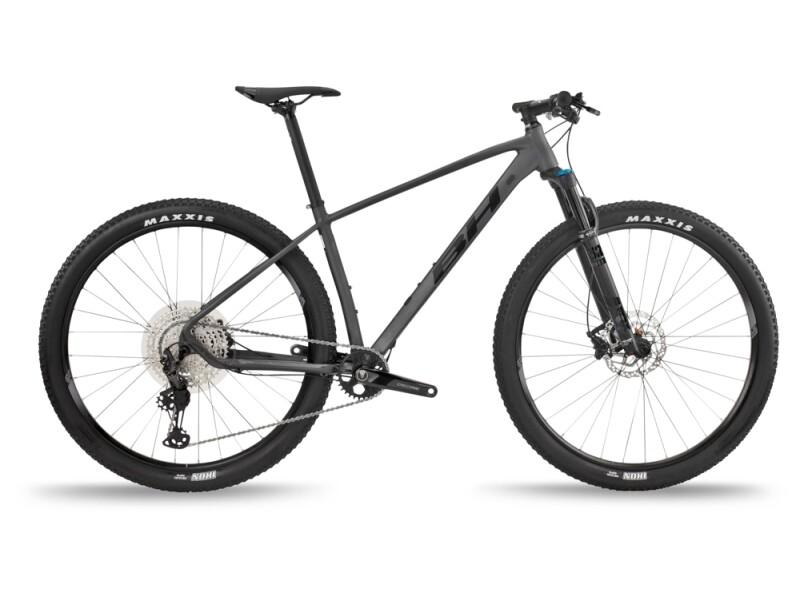 BH Bikes EXPERT 5.5 Mat Grey-Black