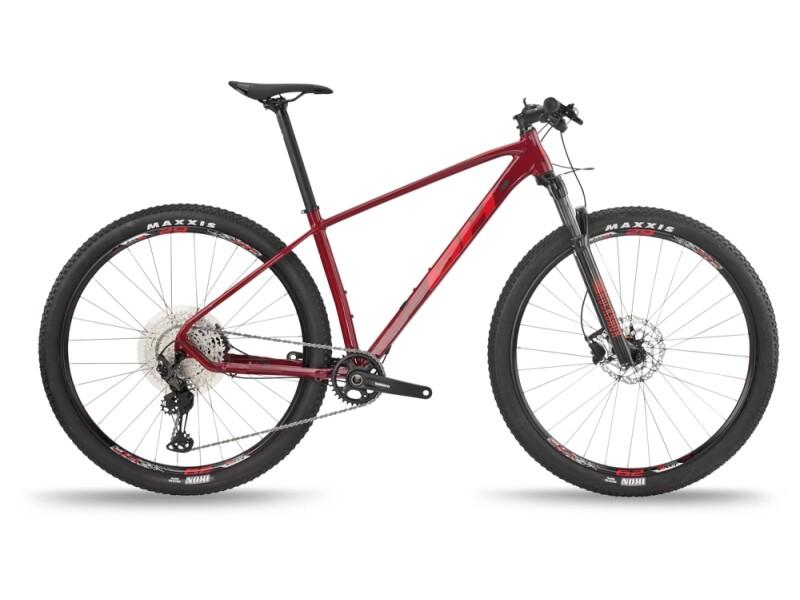 BH Bikes EXPERT 5.0 Blue-Red-Grey