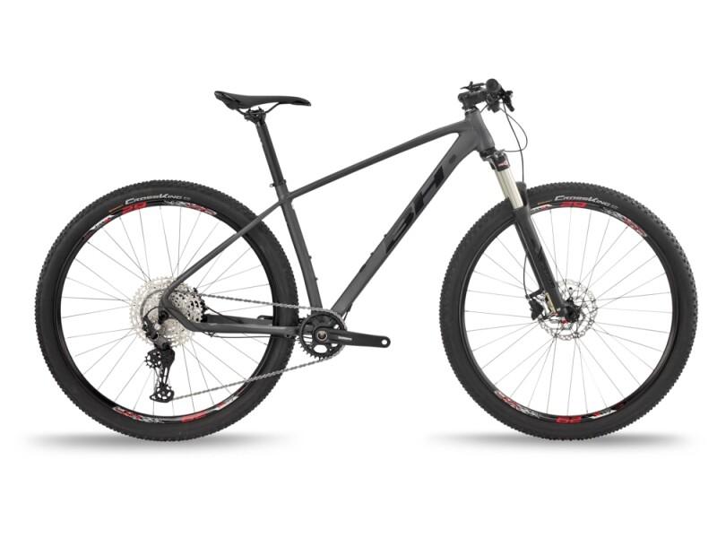 BH Bikes EXPERT 4.0 Blue-Red-Grey