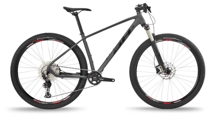 BH Bikes EXPERT 4.0 Blue-Red-Grey Mountainbike