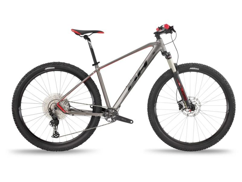 BH Bikes SPIKE 3.0 Blue-Red-Blue