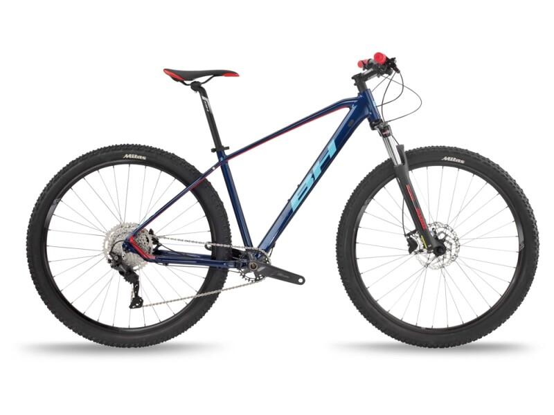 BH Bikes SPIKE 2.5 Blue-Red-Blue