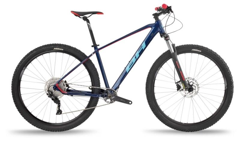 BH Bikes SPIKE 2.5 Blue-Red-Blue Mountainbike